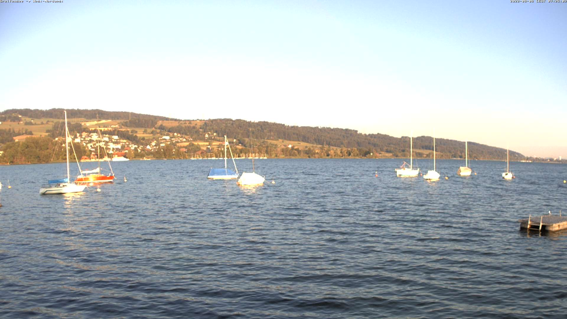 Uster Greifensee West-Nordwest